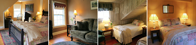 Wildcat Inn & Tavern Guest Rooms