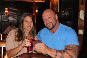 Wildcat Tavern - Jackson, NH - couple
