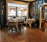 Wildcat Tavern Dining Room