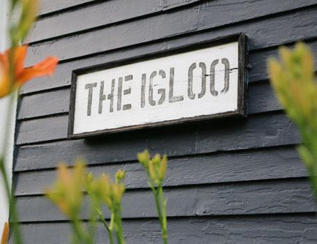 Igloo Room - Wildcat Tavern