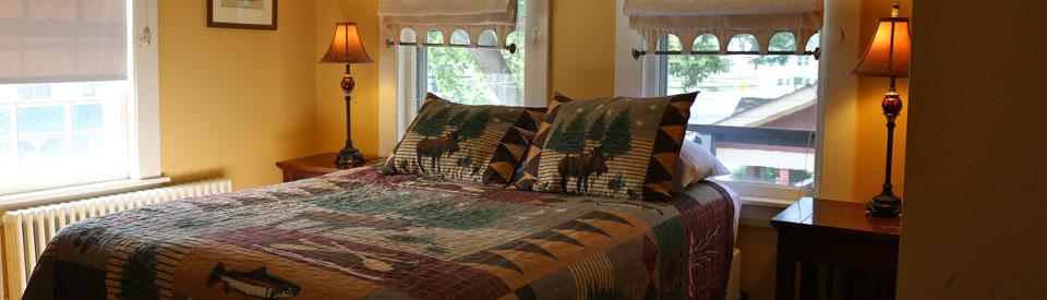 Wildcat Inn & Tavern Guest Room