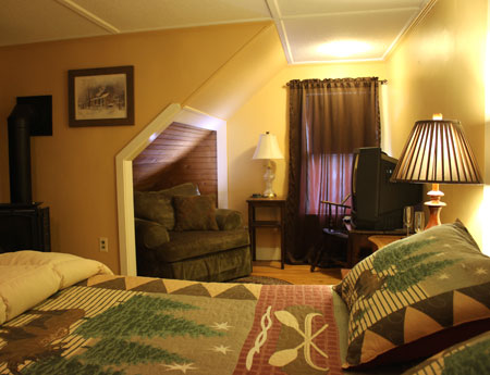 Wildcat Inn & Tavern room #312