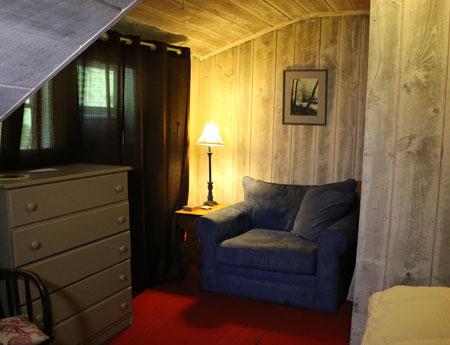 Wildcat Inn & Tavern room #207