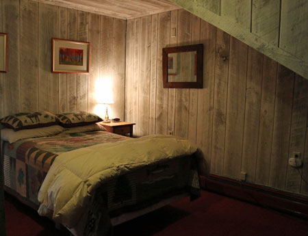 Wildcat Inn & Tavern room #207