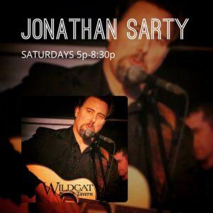 Jonathan Sarty