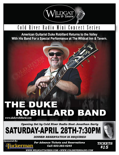 Duke Robillard - Jon Sarty