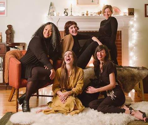 The Amarantos String Quartet w/ Sara Hallie Richardson