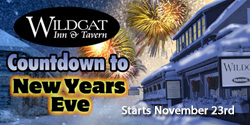 Countdown to New Years Gift Certificate Sale