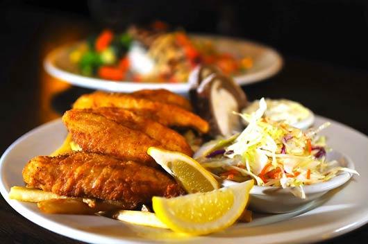 Fish Fry every Friday Wildcat Tavern