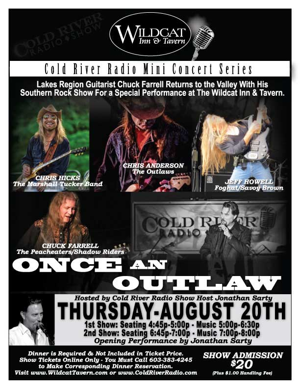 Cold River Radio Mini Concert Series